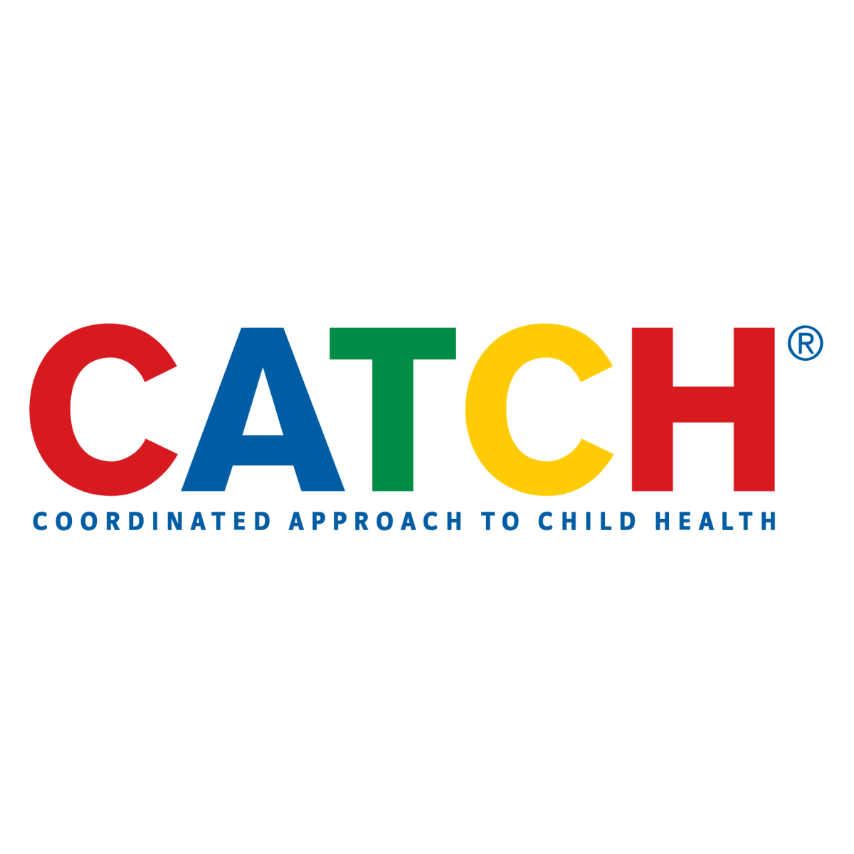 CATCH Logo - Coordinated Approach to Child Health