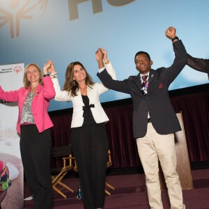 Special Olympics, Golisano Foundation Health Programs Funding Announcement, 2015