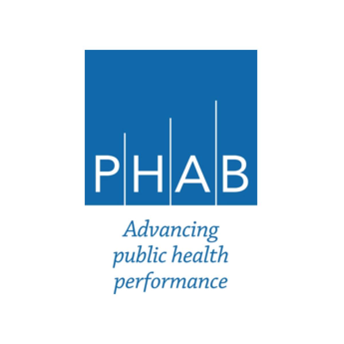 Public Health Accreditation Board (PHAB) Logo
