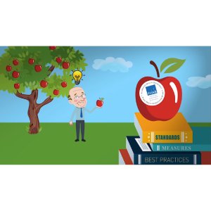PHAB Video Still - Apples, Books, Student