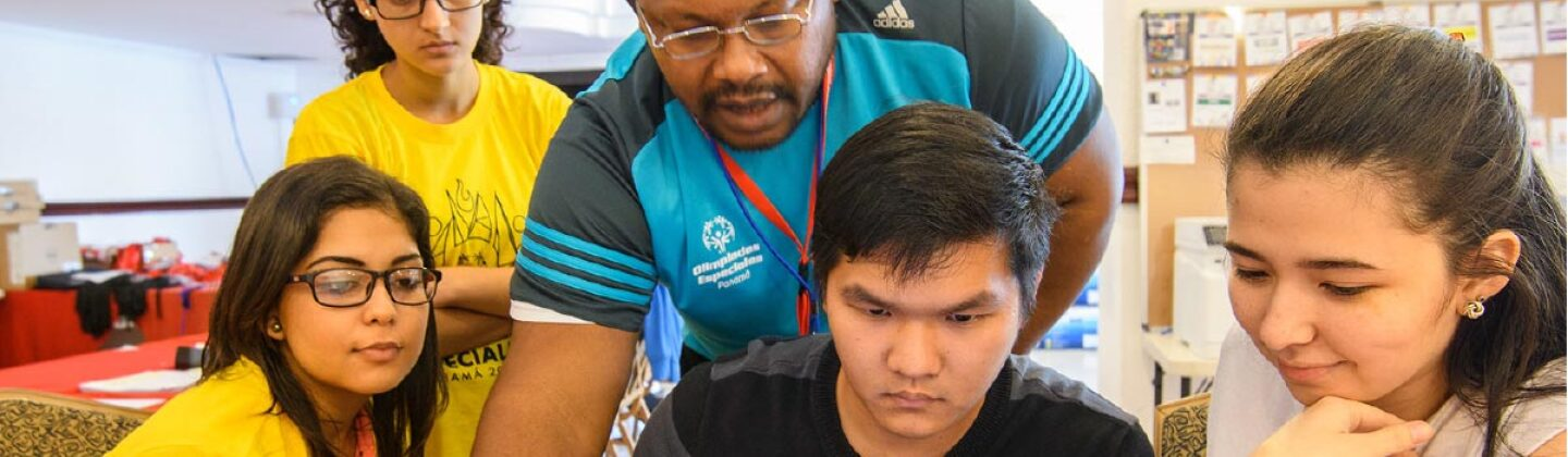 GMS Training with Youth Before the Latin American Regional Games in Panama City, April 2017