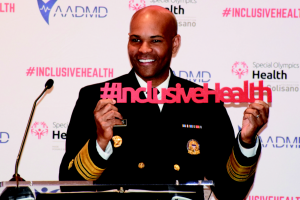 Surgeon General Jerome Adams, Inclusive Health Summit